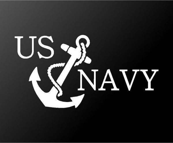 US Navy Vinyl Decal Car Truck Window Laptop Sticker