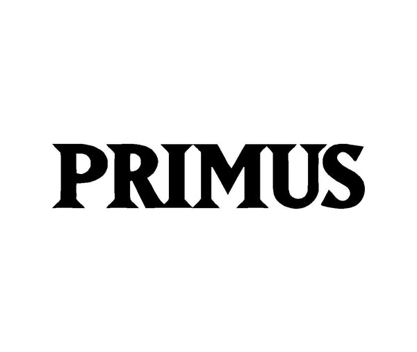 PRIMUS Vinyl Decal Car Window Laptop Guitar Metal / Rock Band Sticker