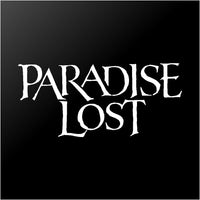 Paradise Lost Vinyl Decal Car Window Laptop Gothic Metal Band Logo Sticker