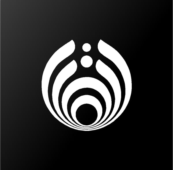 Bassnectar Vinyl Decal Bassdrop Sticker