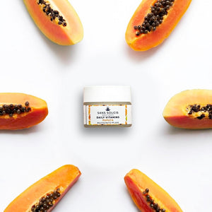 DAILY VITAMINS Papaya Multi Protection Care