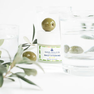 DAILY VITAMINS Olive Detox Care - Sensitive