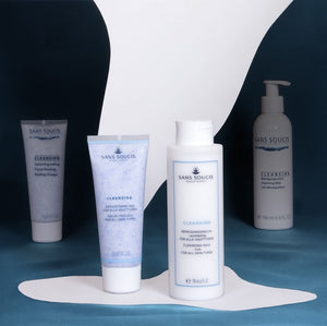 CLEANSING Facial peeling