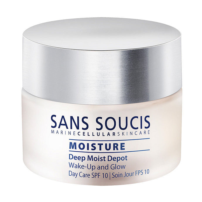 Wake-Up and Glow Day Care SPF10 - Moisture