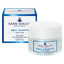 Load image into Gallery viewer, AQUA BENEFITS MOISTURE 24hr Care Moisturiser