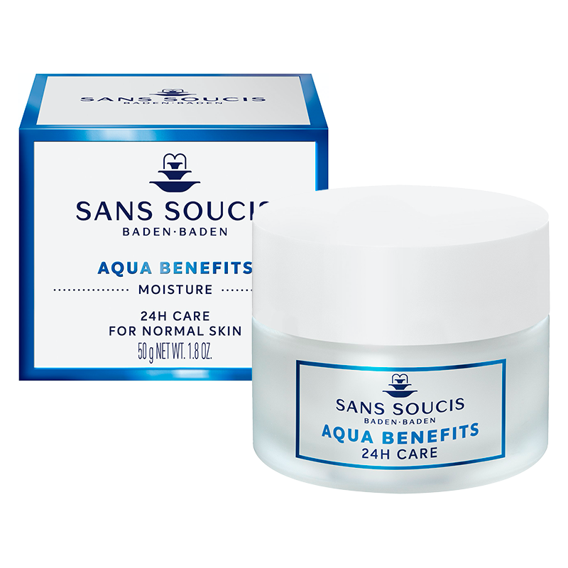 AQUA BENEFITS MOISTURE 24hr Care Moisturiser