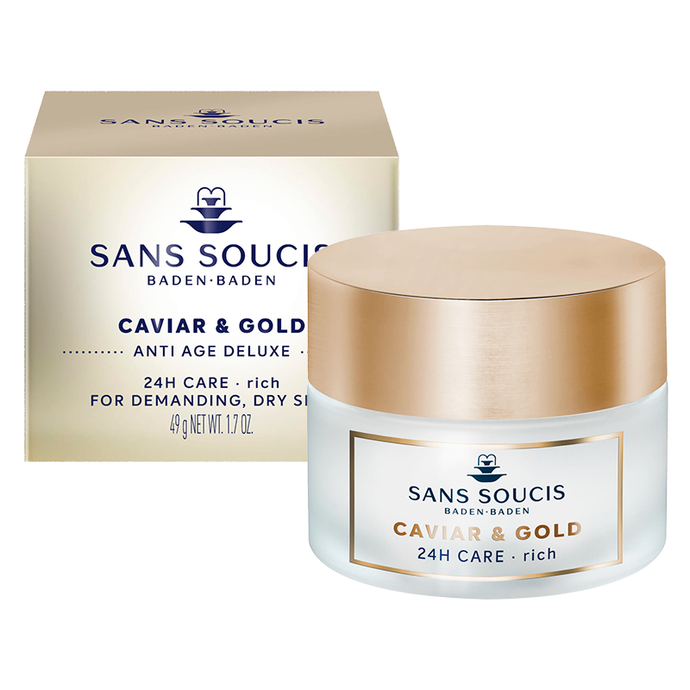 CAVIAR & GOLD Anti Age Deluxe 24hr Rich Care