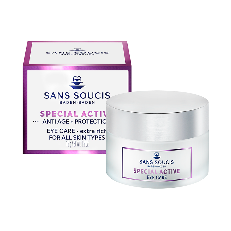 SPECIAL ACTIVE Anti-Age + Protection Firming Eye Creme