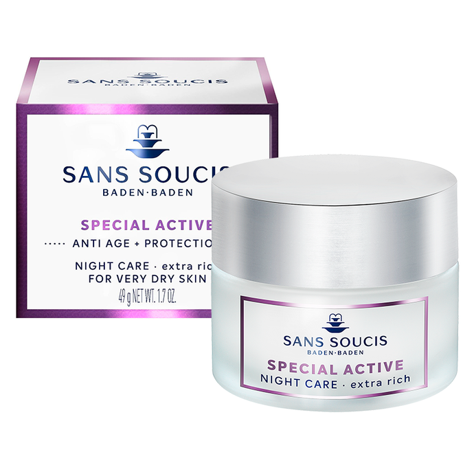 SPECIAL ACTIVE Anti-Age + Protection Night Care