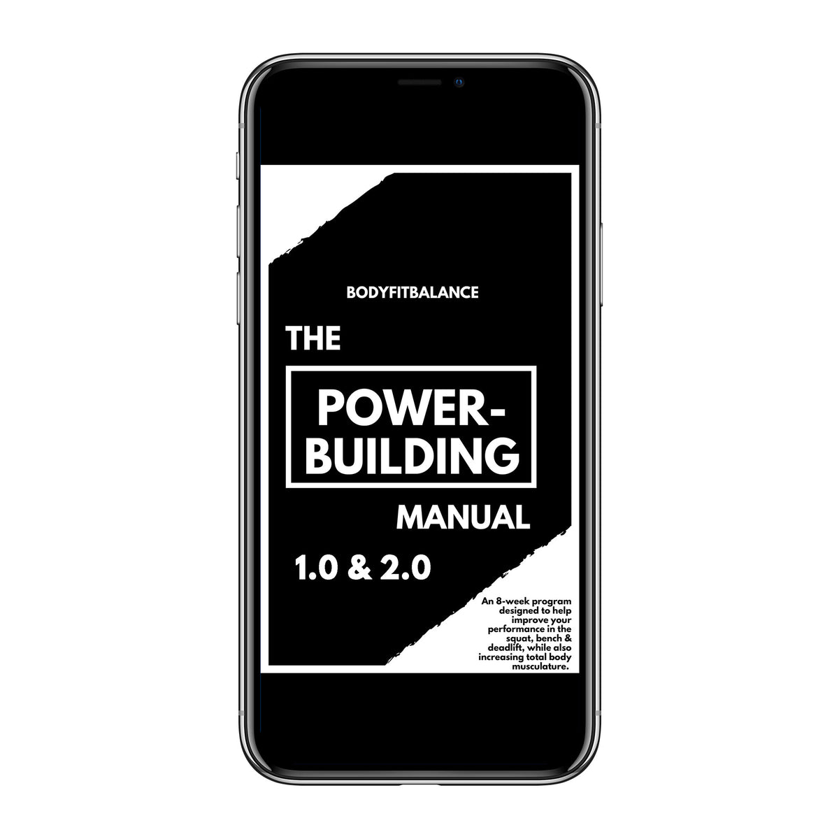THE POWER-BUILDING MANUAL