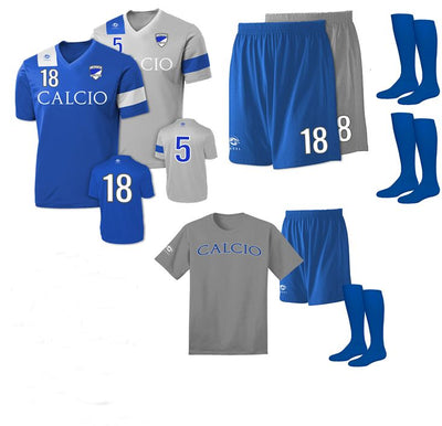 Player Uniform Kit Without Backpack