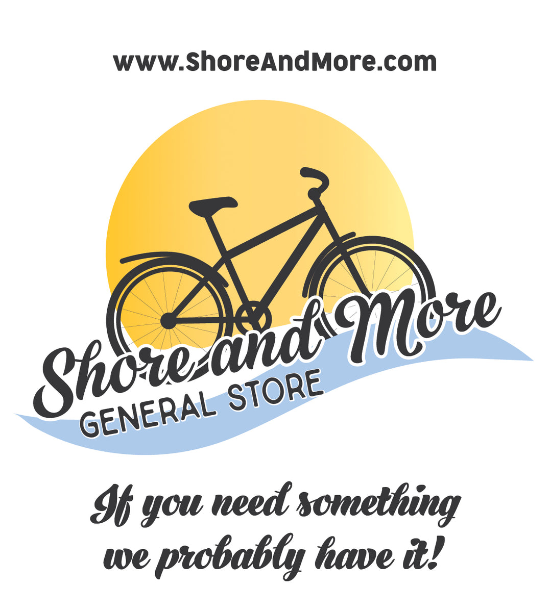 Bike rentals and gift shop
