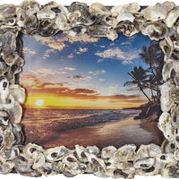 "Photo Frame - Oyster Shell 8""x10"""