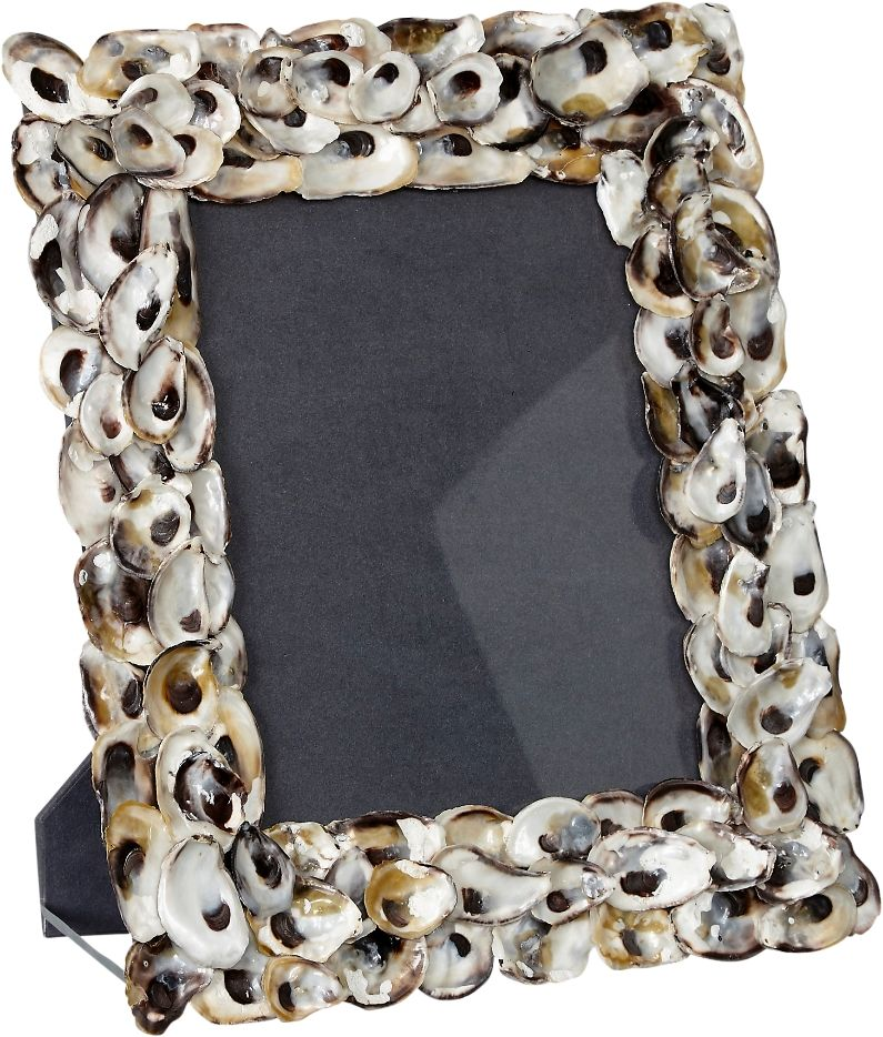 Photo Frame - Oyster Shell 8