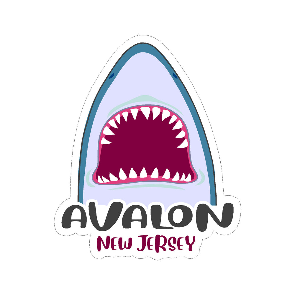 Sticker - Avalon- Jaws