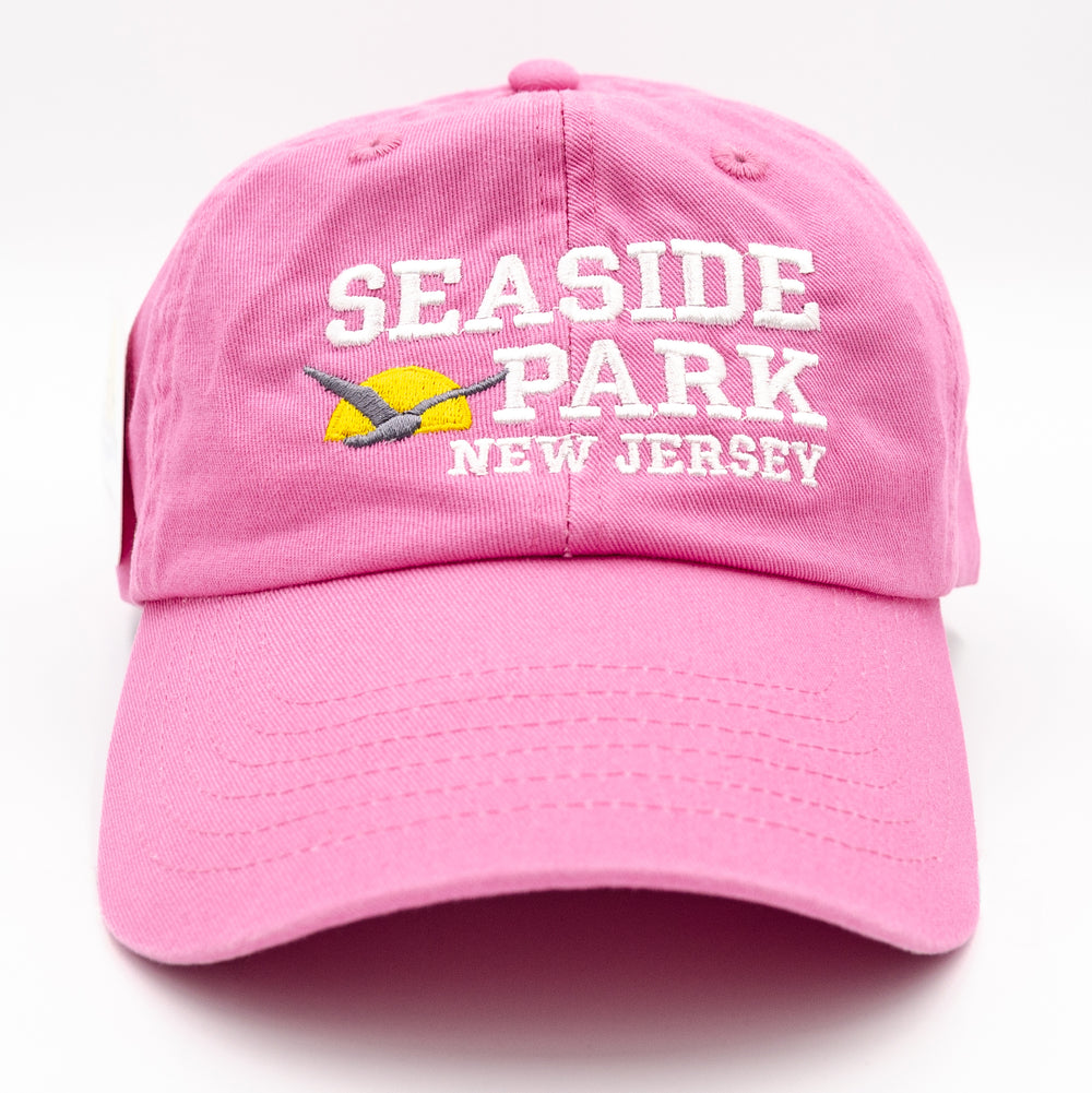 Seaside Park Sun Dark Pink