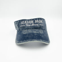 Load image into Gallery viewer, Seaside Park Visor Navy