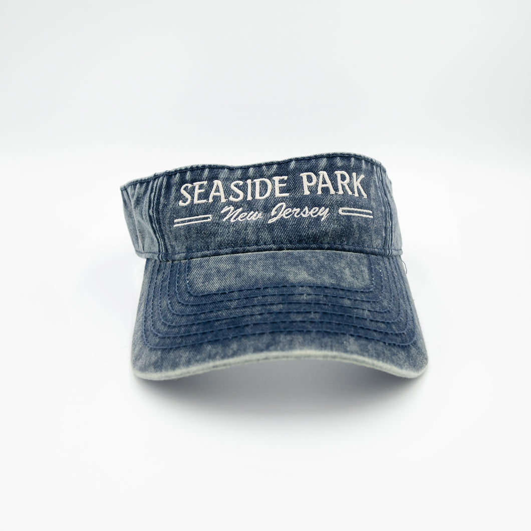 Seaside Park Visor Navy