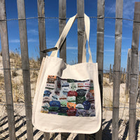 Tote Bag - Bay Head Beach Badges