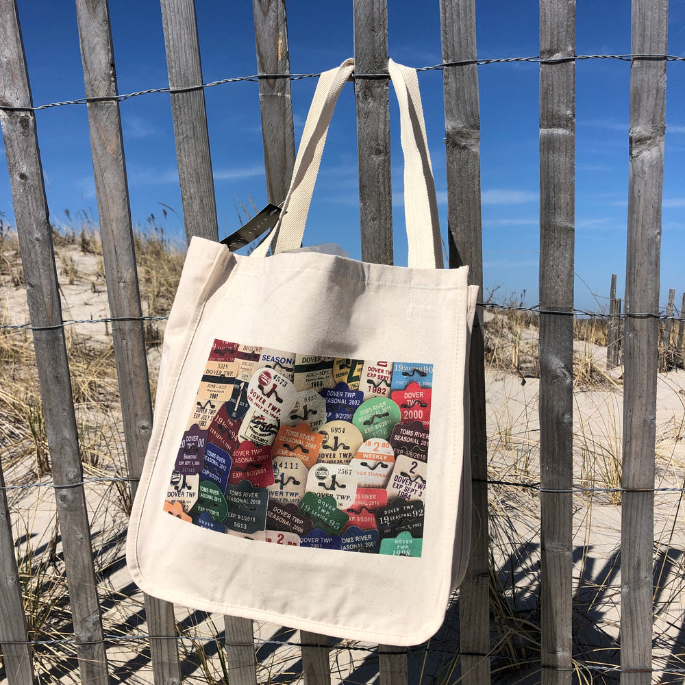 Tote Bag - Ortley Beach Badges