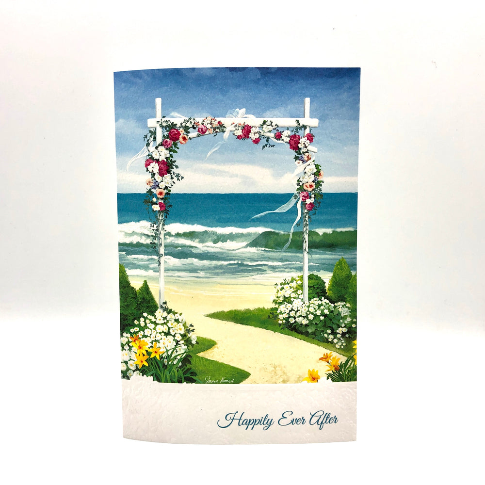 Greeting Card - Wedding - Happily Ever After