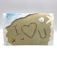 Greeting Card - Thinking of You - I Love You