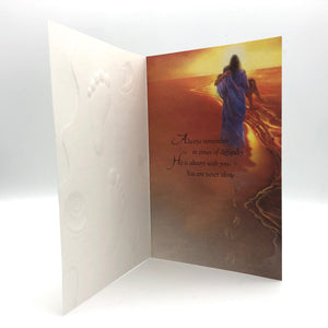 Greeting Card - Sympathy - Everlasting Arms
