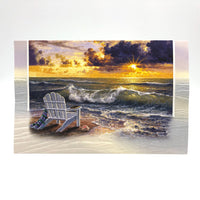 Greeting Card - Sympathy - Be Still