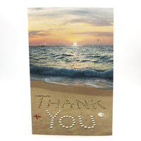 Greeting Card - Thank You - Warmest Thanks