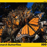 Puzzle - National Geographic - Monarch Butterflies