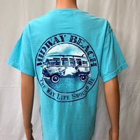 Midway Beach - T-Shirt - Surf Bus