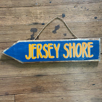 Wall Decor - Jersey Shore Directional Arrow