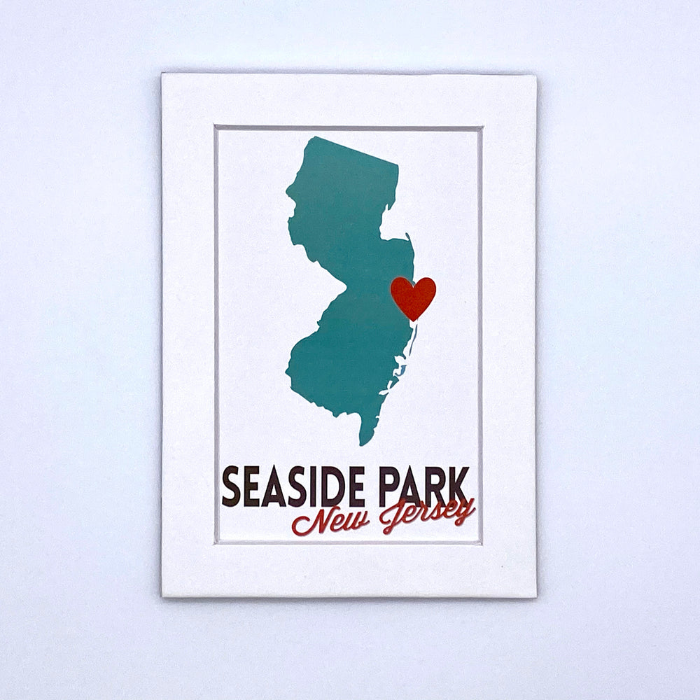 Print - Seaside Park Heart of New Jersey