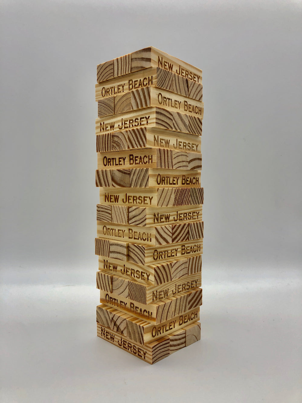 Jenga Tower Game - Ortley Beach