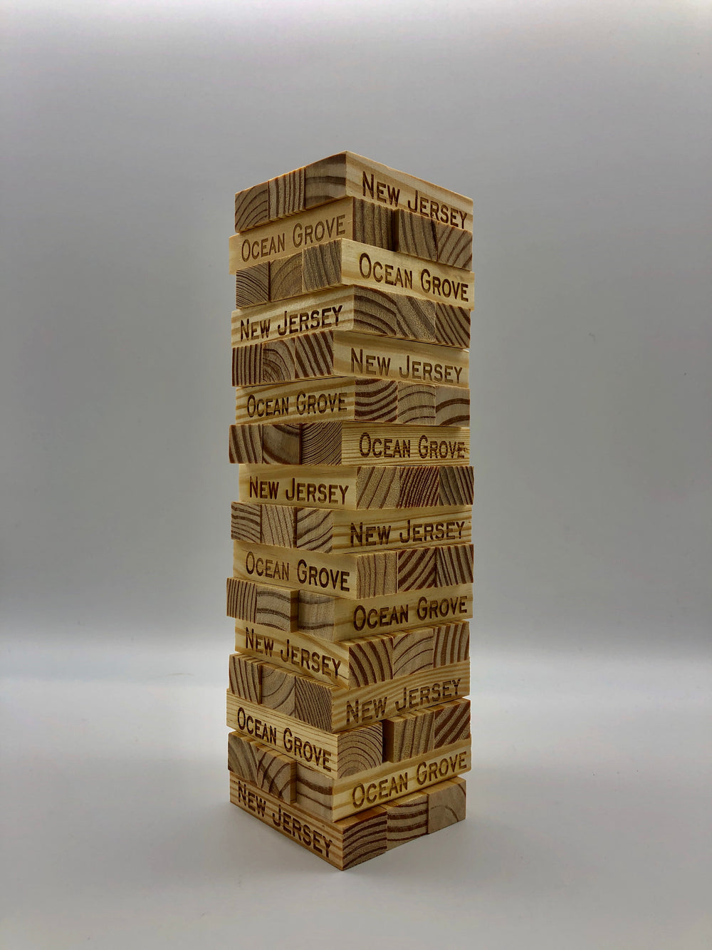 Jenga Tower Game - Ocean Grove