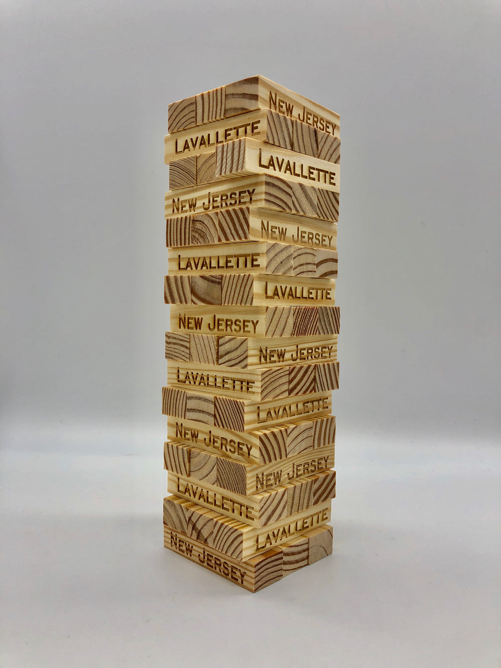 Jenga Tower Game - Lavallette