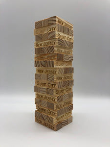 Jenga Tower Game - Surf City