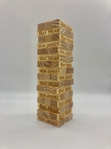 Jenga Tower Game - Bay Head