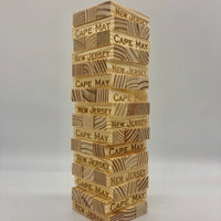 Jenga Tower Game - Cape May
