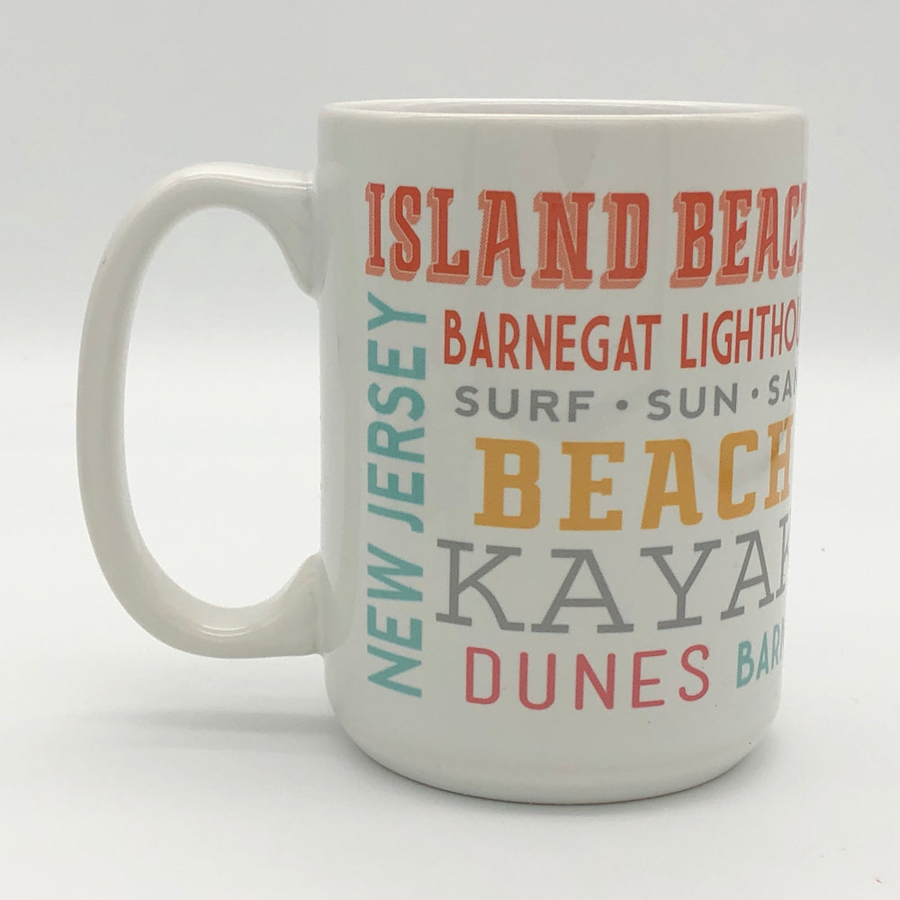 Coffee Mug - Island Beach State Park