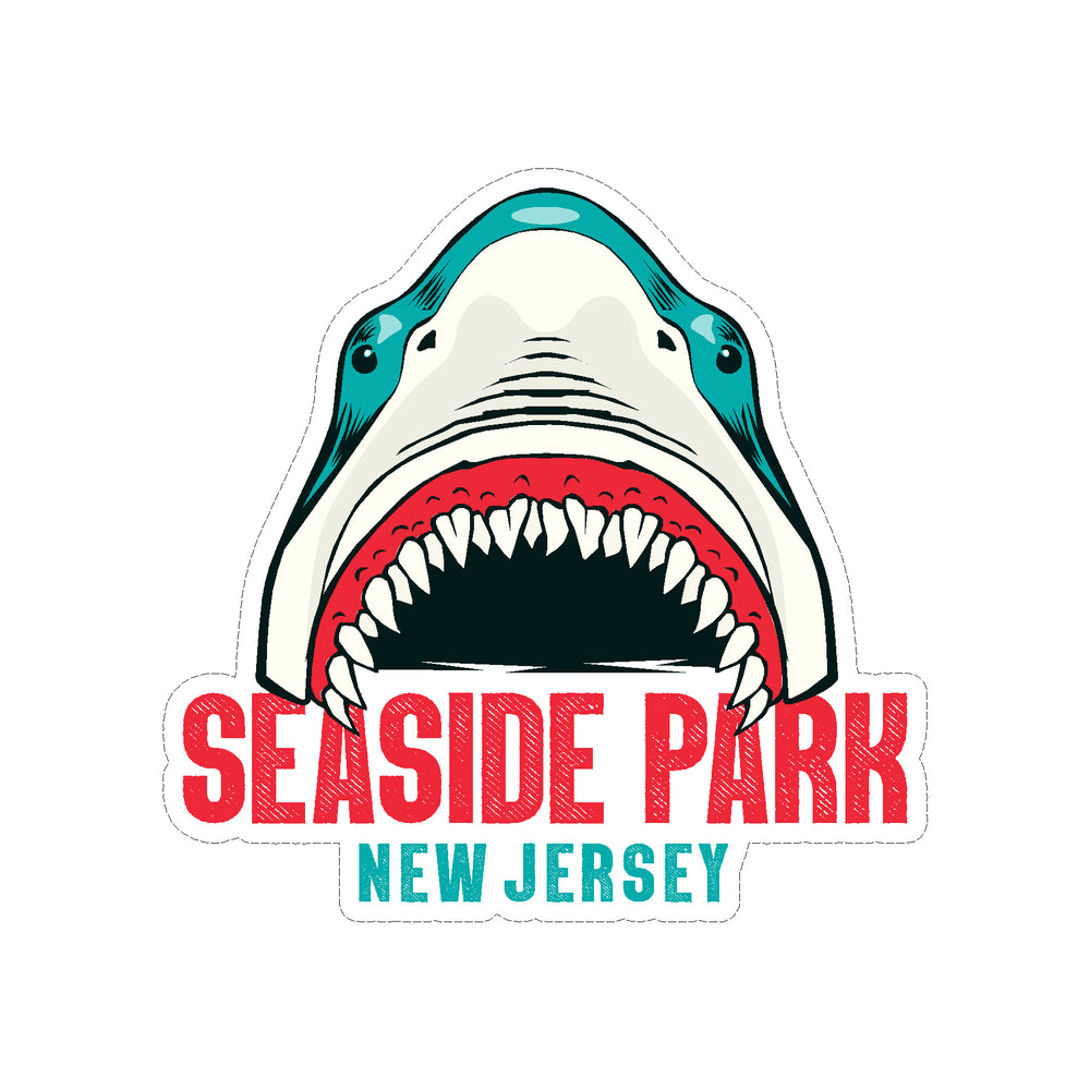 Sticker - Seaside Park - Jaws