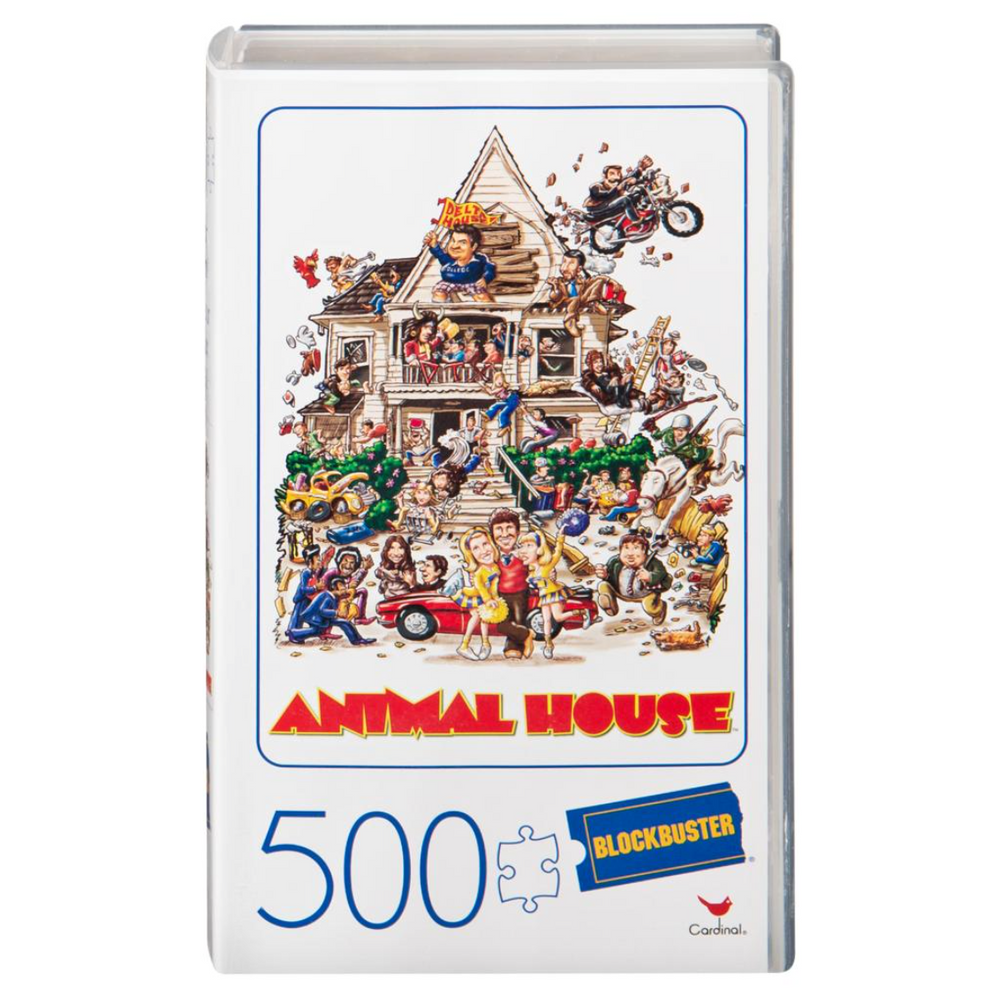 Puzzle - Animal House