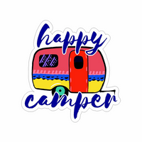 Sticker - Happy Camper