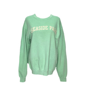 Seaside Park Crew Neck - Mint