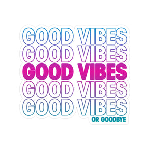 Sticker - Good Vibes