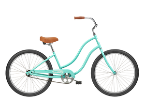 Beach Tuesday Cycles June Series - Mint Green 26""