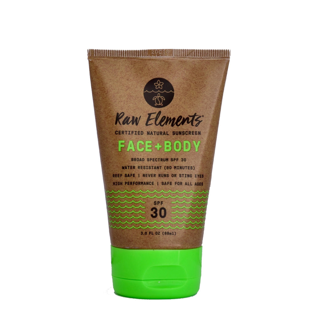 Raw Elements Face & Body Tube