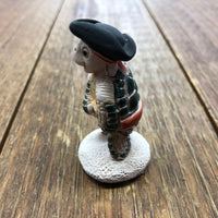 Pirate Turtle Bandana Ceramic Figurine