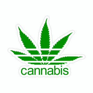 Cannabis Sticker
