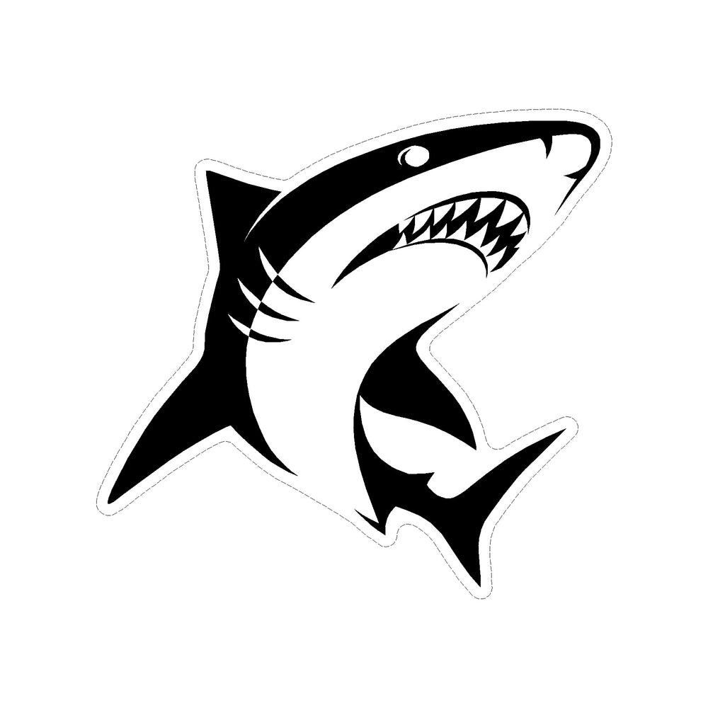 Sticker - Shark